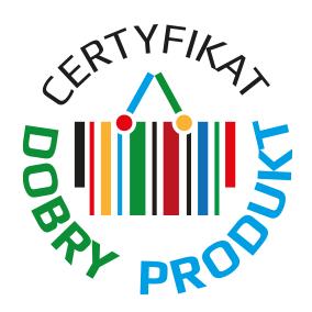 Certyfikat Dobry Produkt