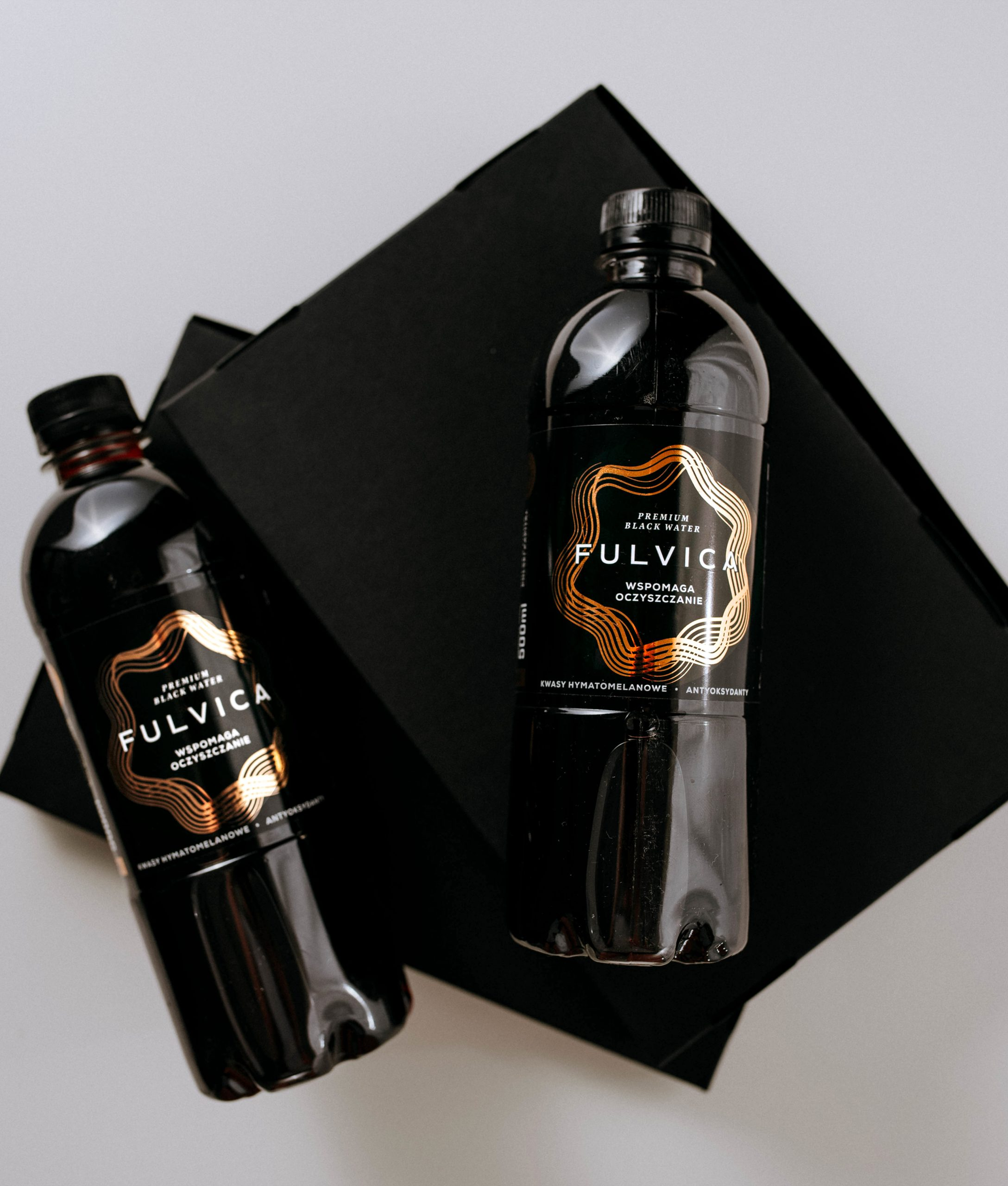 Fulvica Black Water